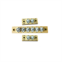 Ford GPW Wiring Block Set, Includes 1x 6 Post and 2x 2 Post