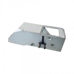 Joe's Motor Pool Passenger Side Wheel House / Toolbox for Willys MB Slat