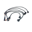 Ford GPW MB Willys HT lead (set inc 4 spark plug leads, 1 king lead)