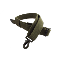 Safety Belt Strap With Buckle And End Clip