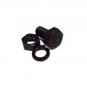 GPW 1/4 X 1/2 UNC Bolt Nuts And Washer (F Marked)