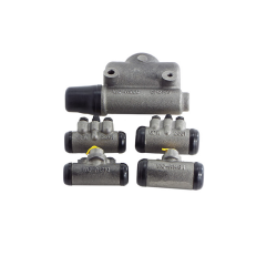 GPW MB Brake Cylinder Set inc Master & Wheel Cylinders