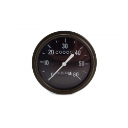 Willys MB Slat Grill & Dodge Speedometer (correct fonts & luminous needle)