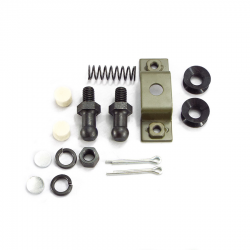 Willys MB Pedal shaft refurbishment kit
