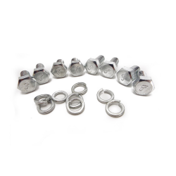 Ford F marked foot rest fixing kit