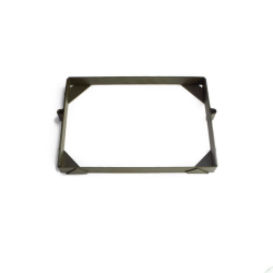 Ford Battery tray top- F stamped