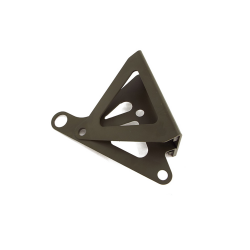 Willys MB Reinforced oil filter bracket