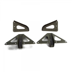 Ford GP Front bumper gussets- car set