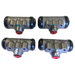 GPW MB Front and Rear Slave Cylinders Vehicle Set