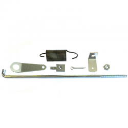Willys MB Rod throttle kit