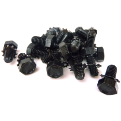 Ford GPW Willys MB Engine Sump Bolts (with correct head) (set of 20)