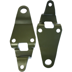 Willys MB Bow Bracket Rear (1 pair)