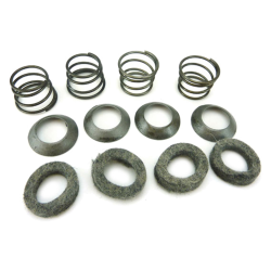 Joe's Motor Pool Track Rod End Service Set for Ford GP, GPA, GPW, Willys MB Slat & MB