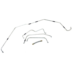 Joe's Motor Pool Fuel Line set for Ford GPW, Willys MB Slat & MB (with Fuel Filter On Dash)