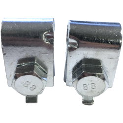 Willys MB Handbrake Cable End Clips (1 pair)