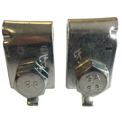 Ford GPW Handbrake End Clips (F marked)