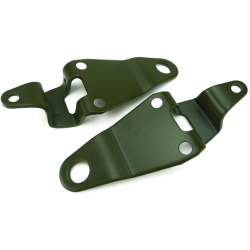 Joe's Motor Pool F Marked Rear Bow Bracket set for Ford GPW (1 pair)