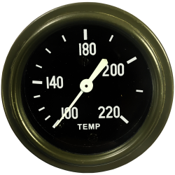 MB Water Temperature Gauge