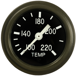 GPW Water Temperature Gauge