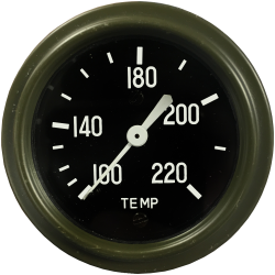 Dodge Water Temperature Gauge