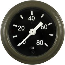 GPW Oil Pressure Gauge