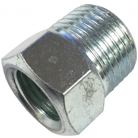 Dodge Adapter For Temperature Gauge In Cylinder Head