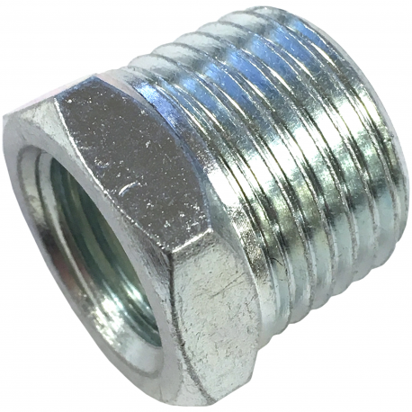 Adapter For Temperature Gauge In Cylinder Head