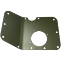 GPW MB Front Floor Transmission Cover Plate
