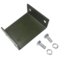 Willys MB Generator Hold Down Brace With Spring