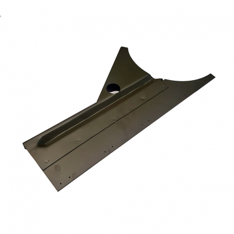 Joe's Motor Pool Driver Side Air Deflector for Early Willys MB Slat Grill