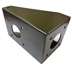 Joe's Motor Pool MP Aerial Bracket for Ford GPA, GPW, Willys MB Slat & MB