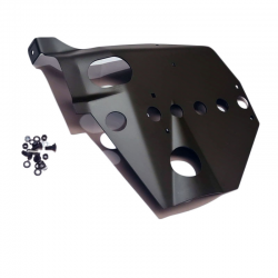 Joe's Motor Pool Willys MB Skid Plate for Internal Expanding Handbrake